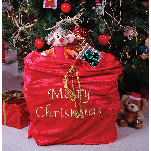 Christmas Santa Bag Sack