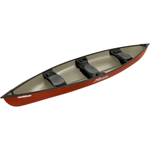 Sun Dolphin Mackinaw 15.6' Canoe by KL Industries, Inc