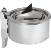 Impact Products IMP4004CT Deluxe Metal Wall Ashtray Round Chrome by Impact Products LLC
