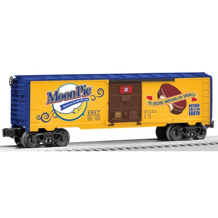 Reefer Box (Lionel 6-82518 O MoonPie Reefer Box Car)