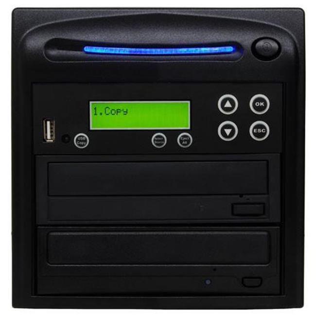 Produplicator PUSBR01 1-1 USB to Blu-Ray DVD Data Backup CD & DVD Duplicator
