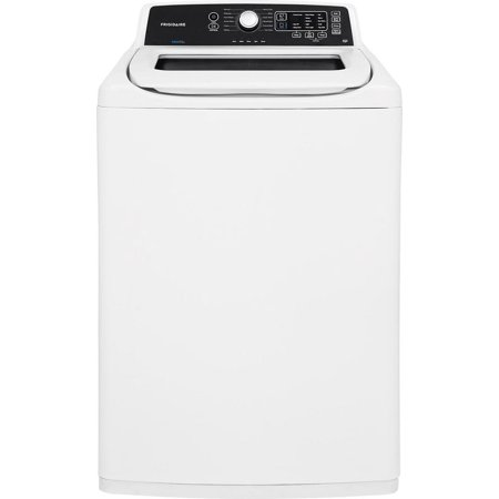 """Frigidaire FFTW4120S White 27"""" Wide 4.1 Cu. Ft. Capacity Top Loading Washer"""