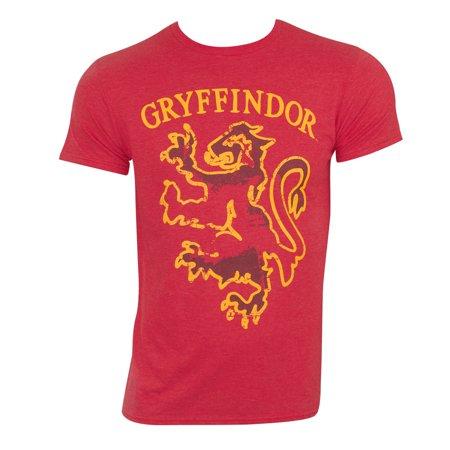 Harry Potter Gryffindor Red Tee Shirt](Gryffindor Shirt)