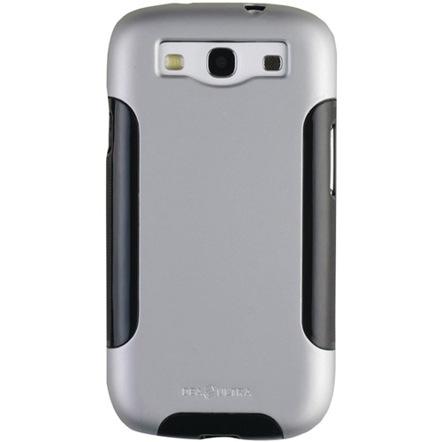 DBA CASES 639713195330 Samsung(R) Galaxy S(R)��III Complete Ultra Package Case (Silver/Black)