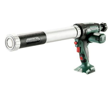 Metabo 601207850 KPA 18 LTX 600 bare 18V Caulking Gun for 600 ml Tube (Bare Tool)