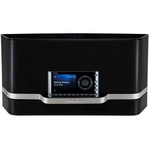 Audiovox Dual Mode Boombox for Sirius and XM Receivers