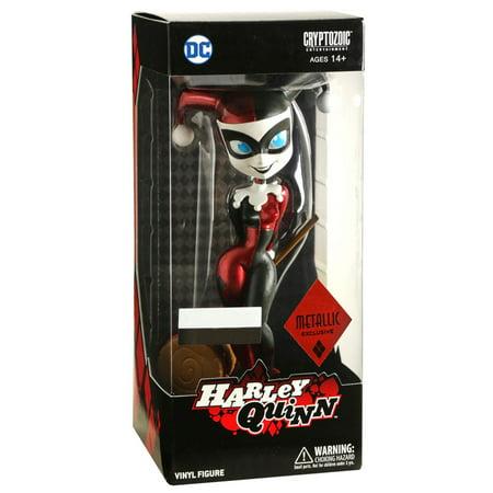 DC Batman: The Animated Series Harley Quinn Vinyl Figure (Batman The Animated Series Episodes With Harley Quinn)