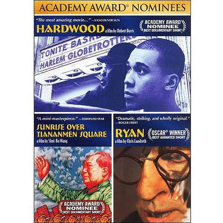 Hardwood / Ryan / Sunrise Over Tiananmen Square: Unique Award-Winning Short Films