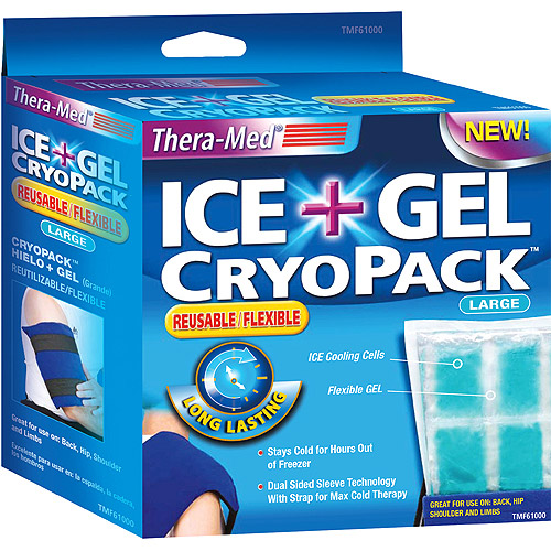 Thera-Med ICE+GEL CryoPack, Large
