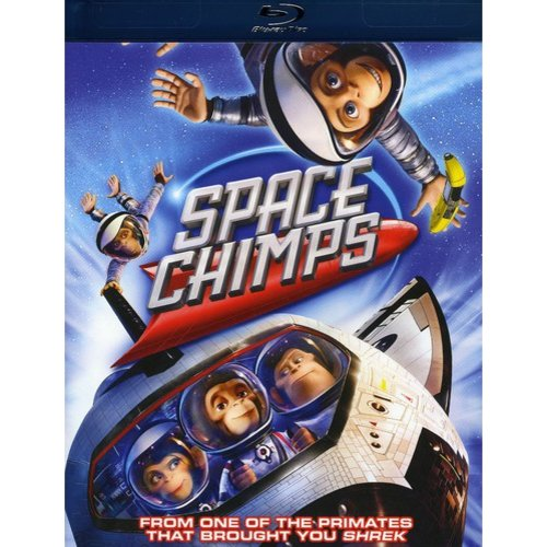 Space Chimps (Blu-ray) (Widescreen)