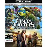 Teenage Mutant Ninja Turtles: Out of the Shadows 4K UHD Blu-ray Deals