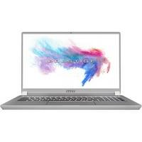 """MSI Prestige P75 Creator-894 17.3"""" Notebook - 3840 x 2160 - Core i9 i9-9880H - 32 GB RAM - 1 TB SSD - Space Gray with Silver Diamond Cut - Windows 10 Pro - NVIDIA - True Color Technology - Blueto"""