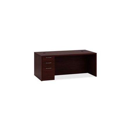 Hon Valido 11500 Series Rectangular Top Left Pedestal Desk 72 Width X 36
