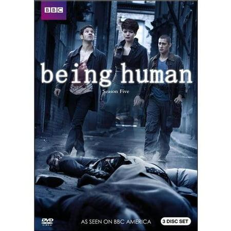 Bbc  Being Human   Season Five  Anamorphic Widescreen