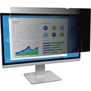 "3M, MMMPF240W1B, Privacy Filter for 24"" Widescreen Monitor (16:10) (PF240W1B), Black,Matte,Glossy"