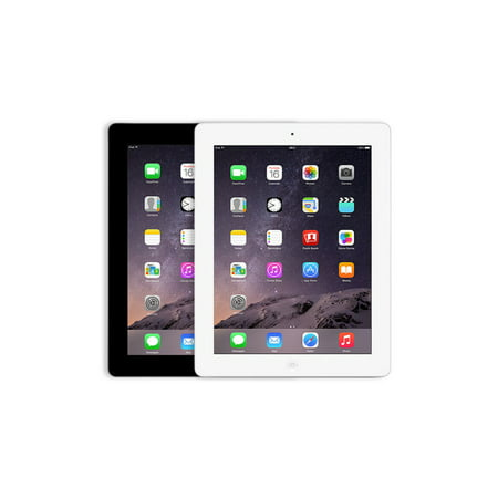 Apple iPad 4 32GB WiFi Only Black Refurbished (Ipad 4 32gb Wifi White)