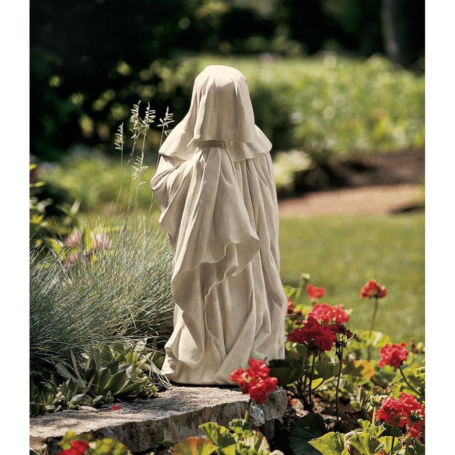 Design Toscano French Pleurant Statue: Medium