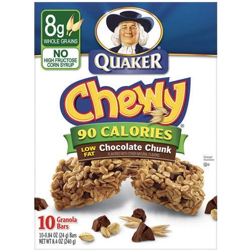UPC 030000055793 - Quaker Chewy Granola Bars - Chocolate ... Quaker Chewy Granola Bars Barcode