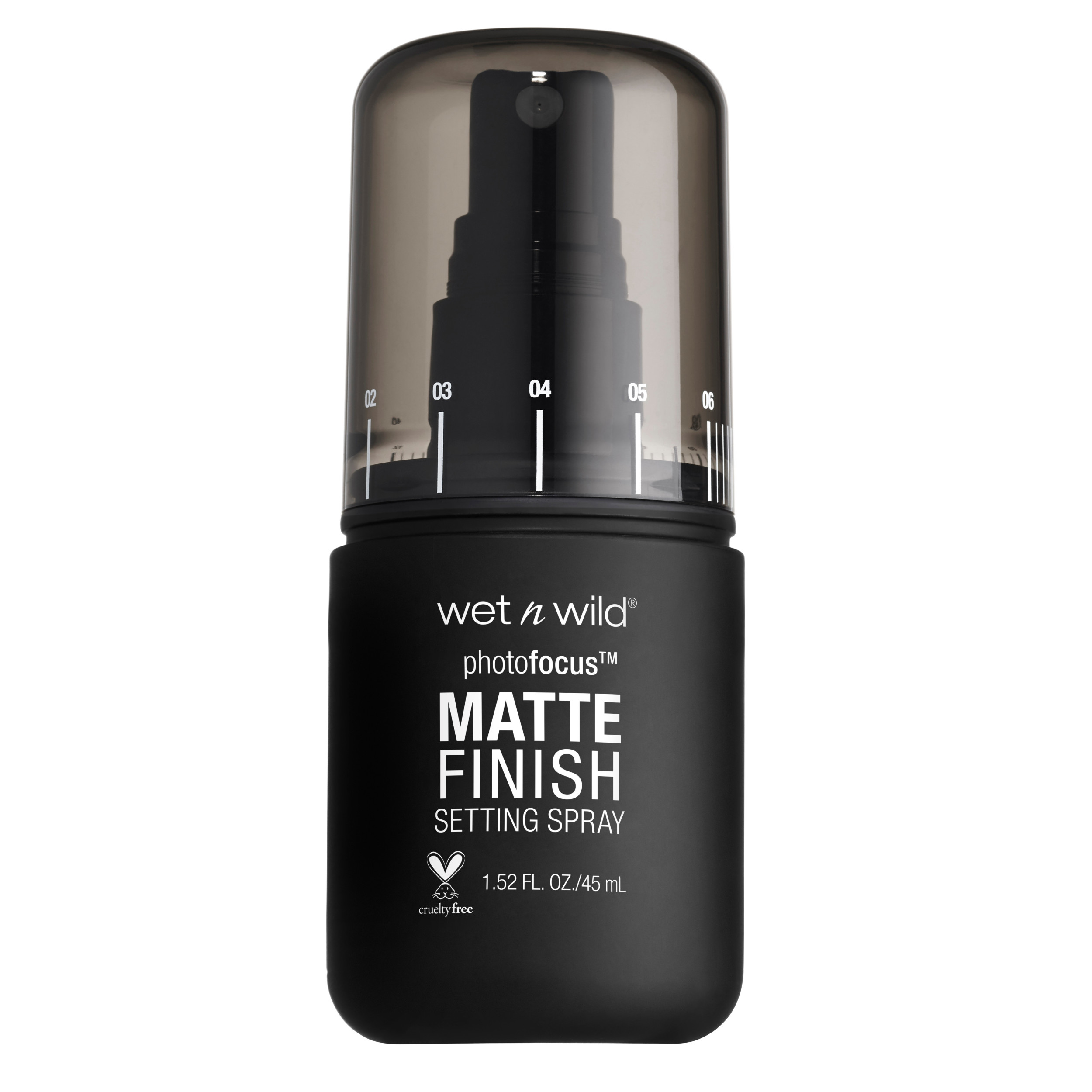 wet n wild Photo Focus Matte Finish Setting Spray, Matte Appeal