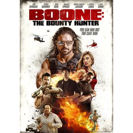 Boone the Bounty Hunter (Vudu Digital Video on Demand)