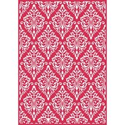 eBosser Embossing Folders Universal Size By Teresa Collins, Beautiful Brocade