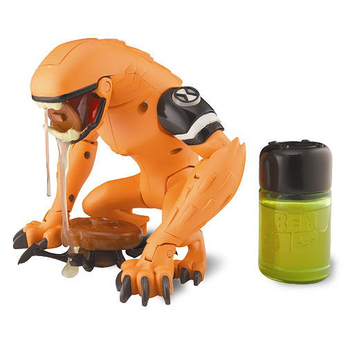 Ben 10 DNA Alien Heroes WildMutt Action Figure by