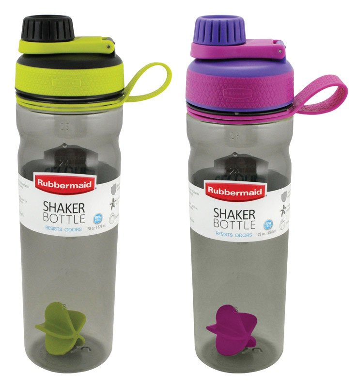 Rubbermaid 1896465 Shaker Water Bottle