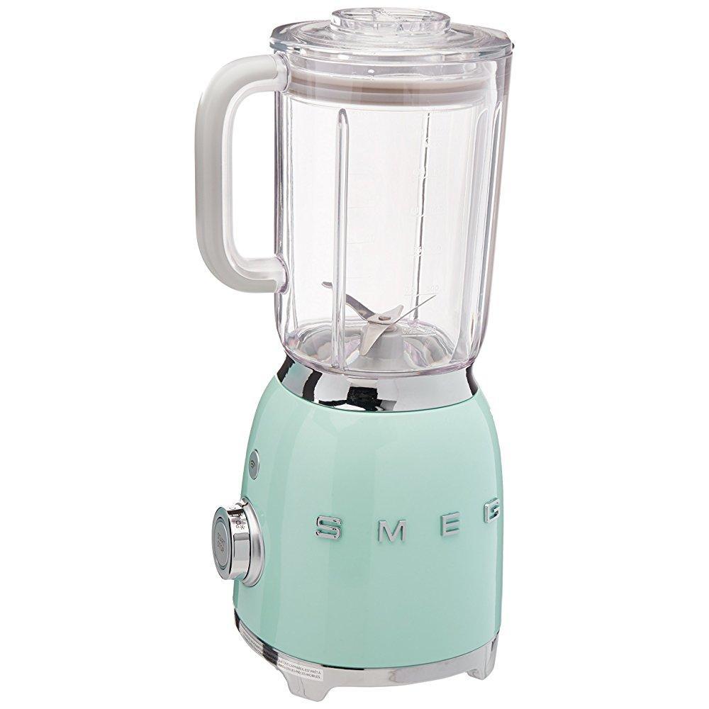 smeg blf01pgus 50s style blender,, pastel green