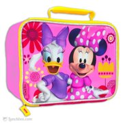 Minnie Mouse and Daisy Duck Lunch Box