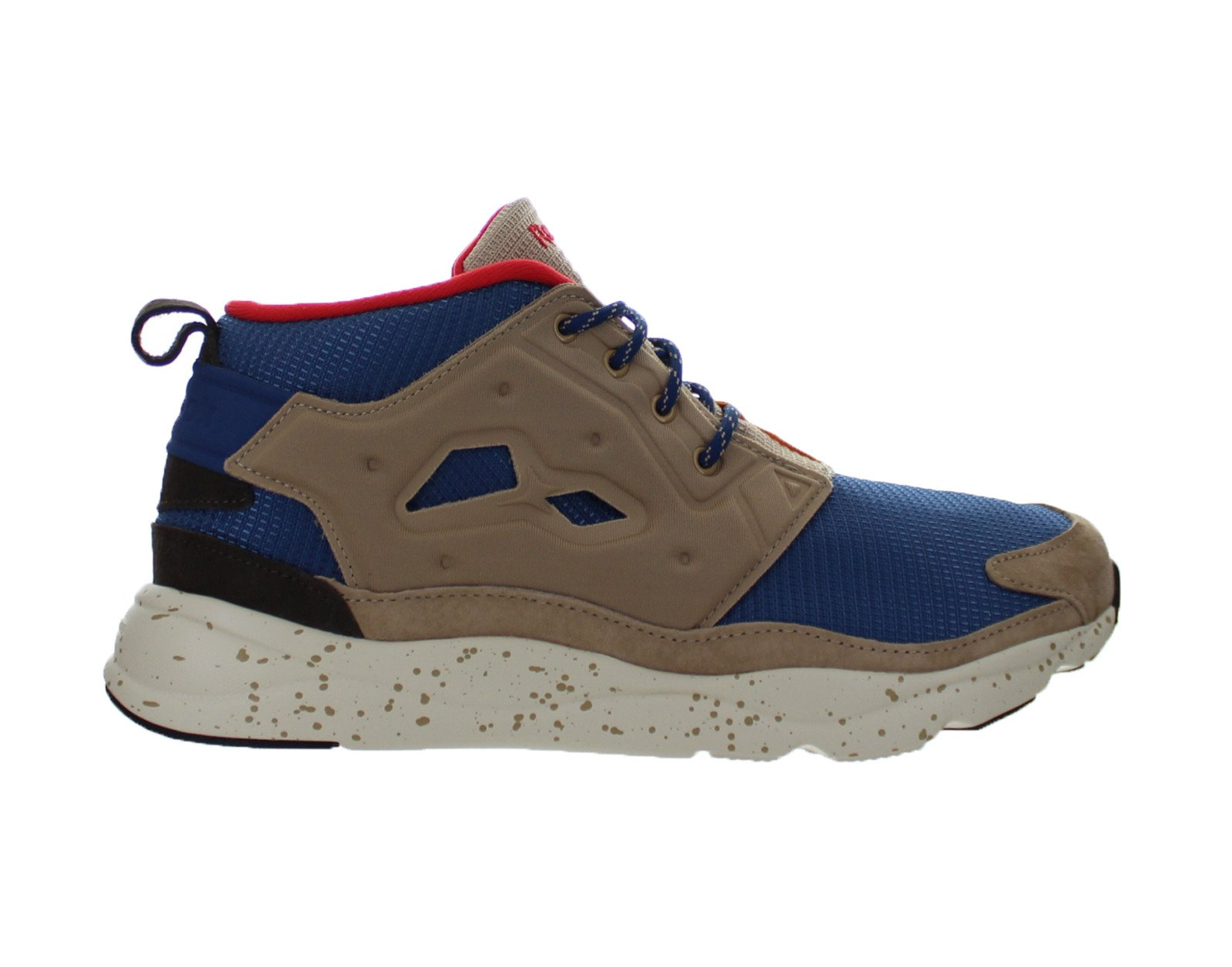 Mens Reebok Furylite Chukka Seasonal Outdoor Batik Blue Walnut Stone V by