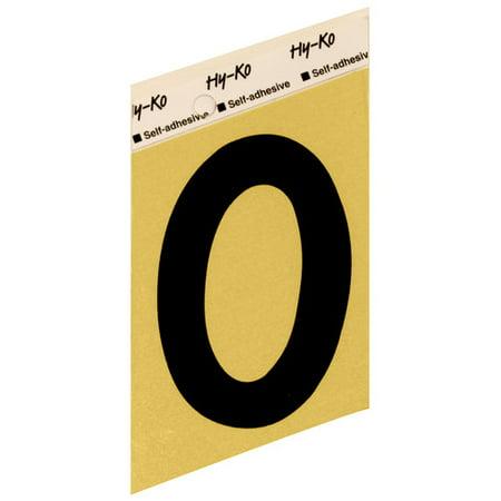 Hy Ko House Number Set of 10