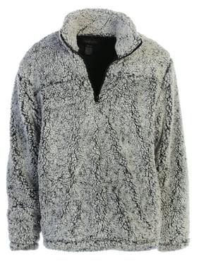bcf089ff7a1ff Product Image Gioberti Men s Super Soft Sherpa Half Zip Pullover Sweater
