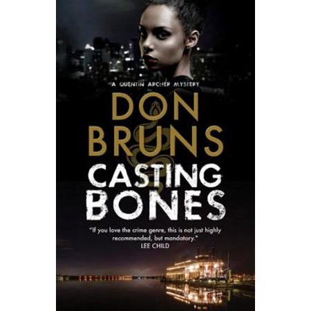 Casting Bones : A New Voodoo Mystery Series Set in New