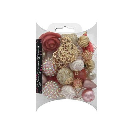 Jesse James Beads Design Inspirations Bloom Dahlia - Bead Design