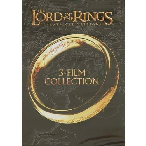 Lord Of The Rings: The Motion Picture Trilogy (DVD + Digital Copy With UltraViolet) (Walmart Exclusive) (With... by