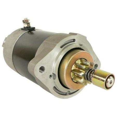 DB Electrical SHI0162 New Starter For Suzuki 55 Dt55 Dt55Crl Dt55Ht Dt55Tcl  Marine Outboard 1985-1997, 65 Dt65 Dt65Cl Dt65Crl Td65Crs Dt65Htcl Dt65Dcl