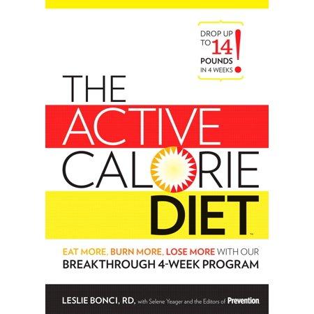 The Active Calorie Diet - eBook (Active Prevention)