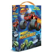 Meet the Machines (Board Book)