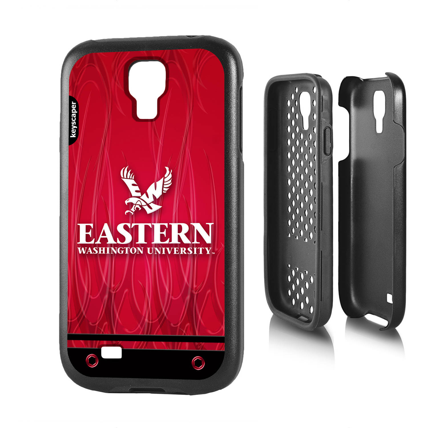 Eastern Washington Eagles Galaxy S4 Rugged Case