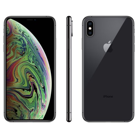 purchase cheap 3df1d dfd89 Straight Talk Apple iPhone XS MAX w/64GB, Gray