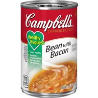 Campbell'sCondensedHealthy RequestBean with Bacon Soup, 11.5 oz. Can