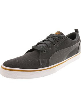 8f746397b30b63 Product Image Puma Men s Bridger Sd Iron Gate   Ankle-High Suede Fashion  Sneaker - 9M