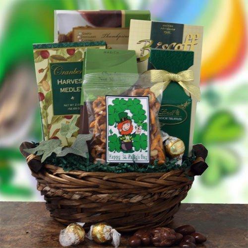 Kiss Me I'm Irish Gift Basket