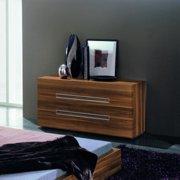Rossetto Gap Dresser - Walnut