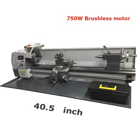 Brilliant 750W Precision Mini Metal Lathe Brushless Motor Bench Lathe 110V Gmtry Best Dining Table And Chair Ideas Images Gmtryco