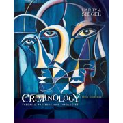 Criminology : Theories, Patterns and Typologies (Edition 13) (Hardcover)