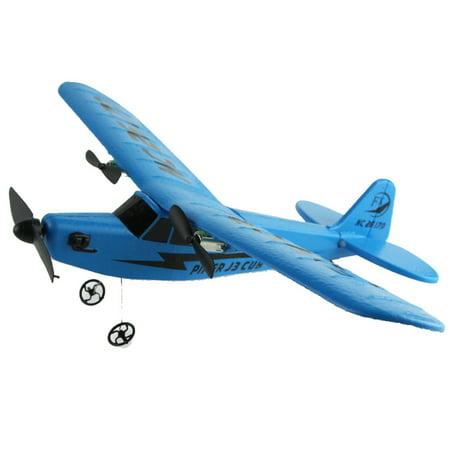 Remote Control RC Helicopter Plane Glider Airplane EPP foam 2CH 2.4G Toys Remote Control Arf Rc Airplane