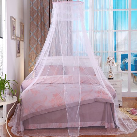 Bedroom Home Canopies Bed Canopy Netting Curtain Midges Insect Mesh Mosquito Net