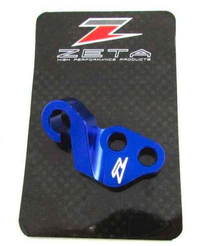 DRC - ZETA Clutch Cable Guide Blue  #022916
