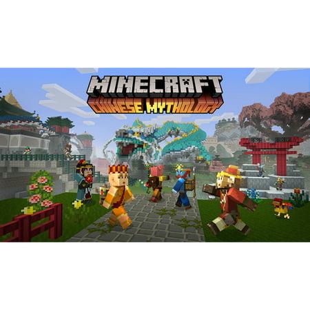 Minecraft: Nintendo Switch Edition DLC - Chinese Mythology Mash-Up